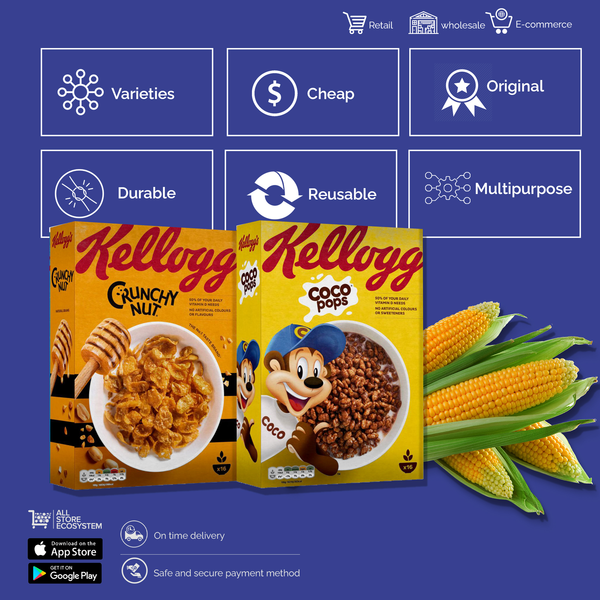 Cereal - Sherza Allstore