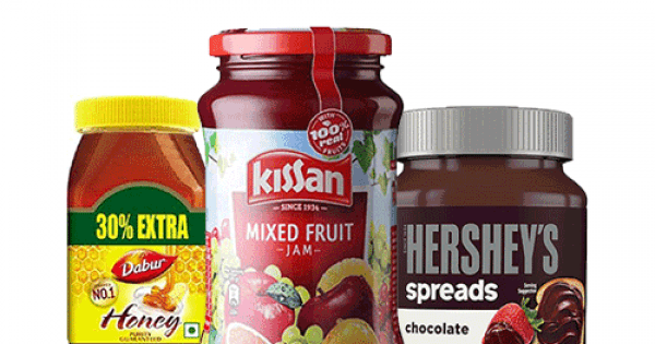 Jam, Honey & Spreads - Sherza Allstore