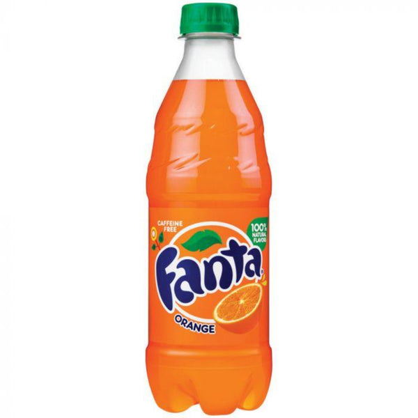 Fanta Orange 300ml - Sherza Allstore