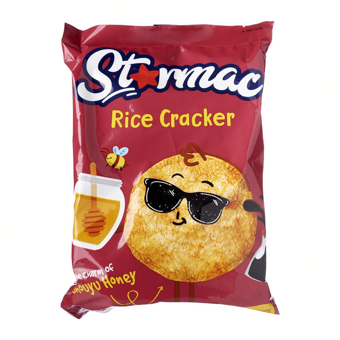 Starmac Rice Cracker Shouyu Honey 100g - Sherza Allstore