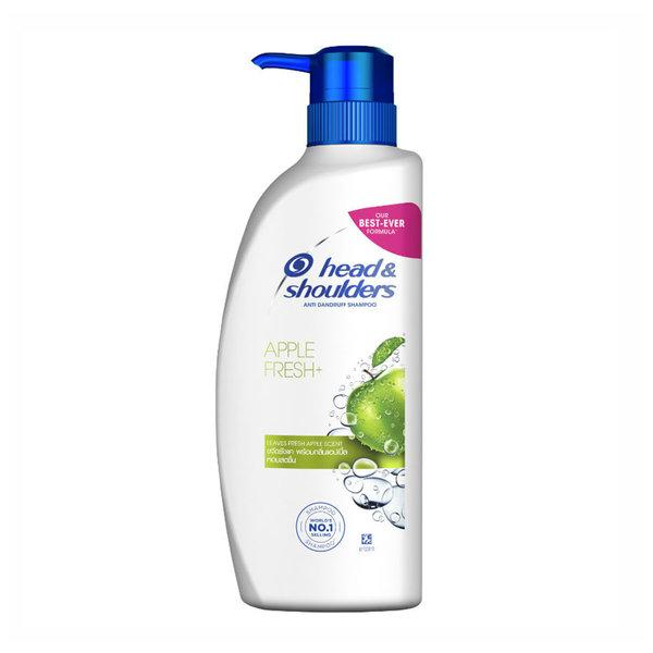 Head & Shoulders Apple Fresh+ Anti Dandruff Shampoo 450ml - Sherza Allstore
