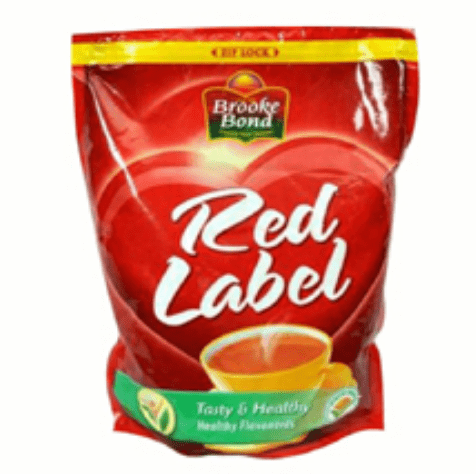 Brook Bond Red Label Tea Leave 1kg - Sherza Allstore