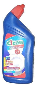 Clean Toilet Cleaner 500ml (Touch From Heaven) - Sherza Allstore