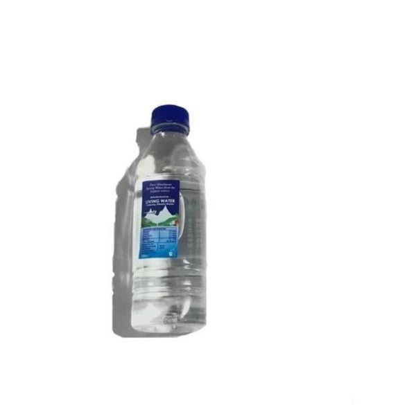 Living Water (250ml *24nos) - Sherza Allstore