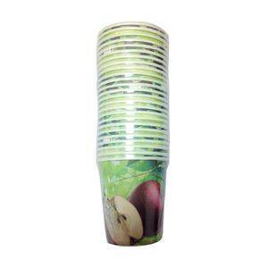 Disposable Paper Cup 210ml - Sherza Allstore