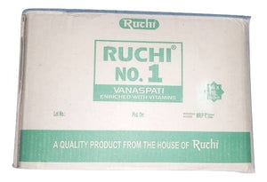 Ruchi Vanapati 1ltr each,1 case (16 pc)