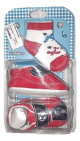New Born Baby Shoes - Sherza Allstore