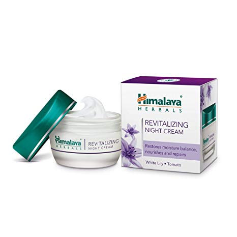 Himalaya Herbals Revitalizing Night Cream 50g