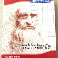 Kuensel Graph Big Note Book (32 pages)