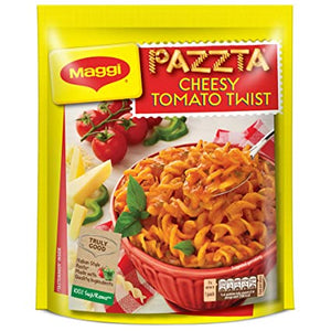 Pazzta Cheesy Tomato Twist 64g