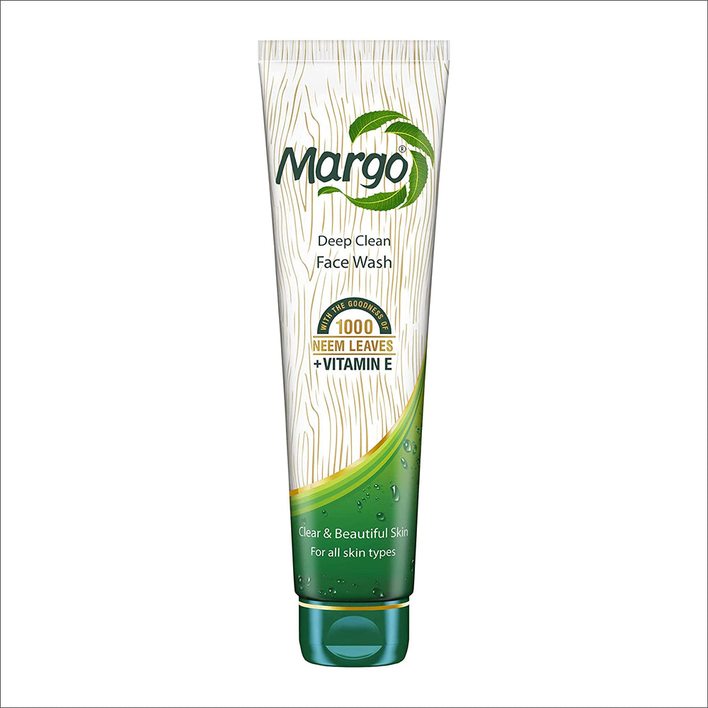 Margo Deep Clean Face wash 100g