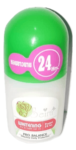 Seira Whitening dry & fresh roll on 60ml - Sherza Allstore