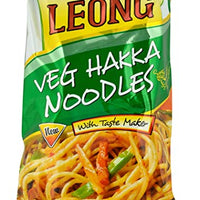 Leong Veg Hakka Noodles(With Taste Maker) 200g