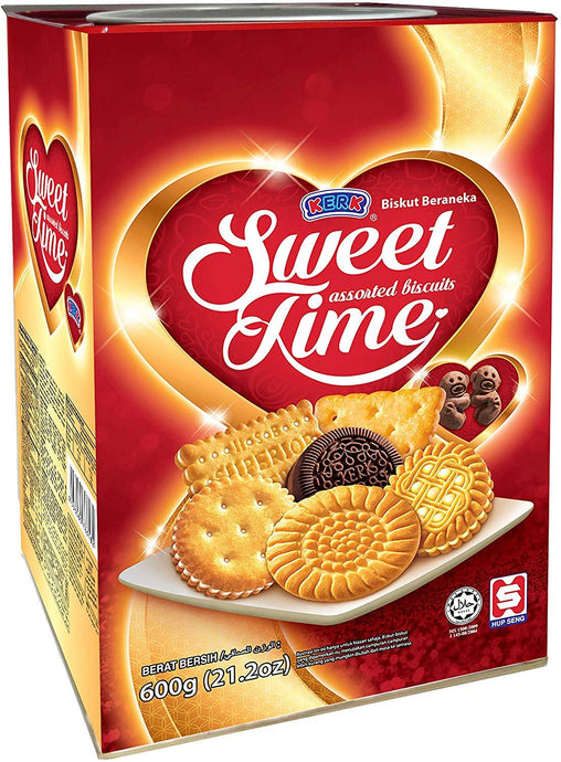 Kerk Sweet Time Assorted Gourmet Biscuits - Sherza Allstore