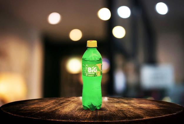 Big Lemon Lime 400ml - Sherza Allstore