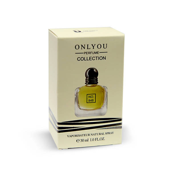 Only You Perfume Collection (No.848) 30ml
