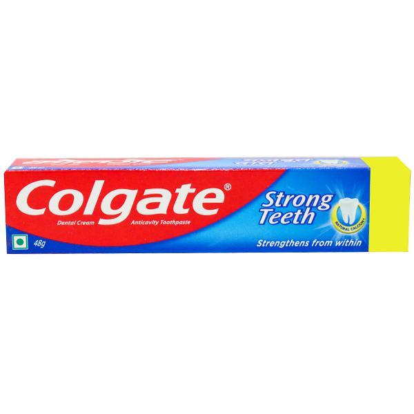 Colgate Strong Teeth 48g (25/-) - Sherza Allstore