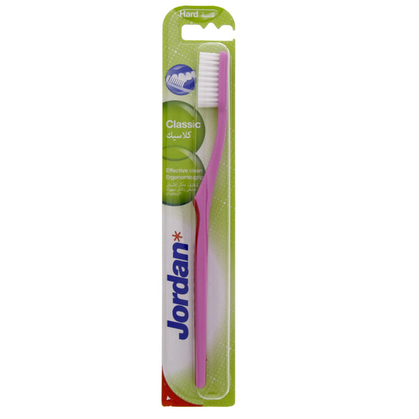 Jordan Tooth Brush Double Action & Hard - Sherza Allstore