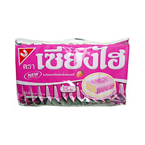 United Sanghai Wafers 90g (15 sticks) - Sherza Allstore