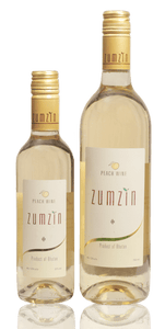 Zumzin Peach Wine 375ml - Sherza Allstore