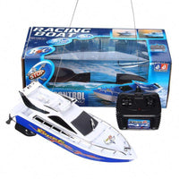 Racing Boat Toy - Sherza Allstore