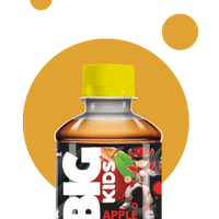 Big Kids Apple 200ml - Sherza Allstore