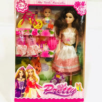 Pretty Girl Doll - Sherza Allstore
