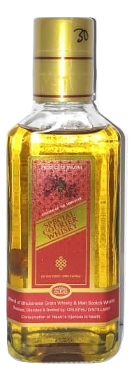 Special Courier Whisky 180ml