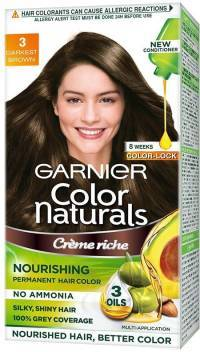 Garnier Color Naturals Crème Rich Hair Color 70ml+60g - Sherza Allstore