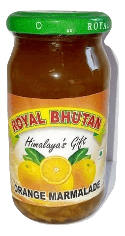 Royal Bhutan Orange Marmalade 270g - Sherza Allstore
