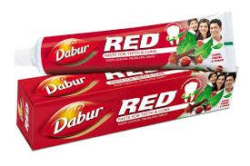 Dabur RED PASTE FOR TEETH & GUMS 80g - Sherza Allstore