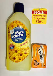 Wipro Max Kleen Citrus Joy 500ml