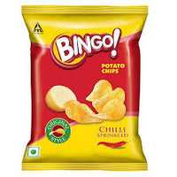 Bingo Potato Chips chilli Sprinkled 25.5g
