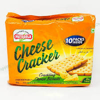 Cheese Cracker 400g (Crackling Cheese Biscuits)