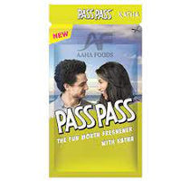 PASS PASS The Fun Mouth Freshener with Katha