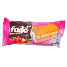 Fudo with Strawberry Flavour