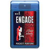 Man Engage On Classic Woody Pocket Perfume 17ml