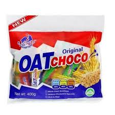 Twinfish Orginal Oat Choco Chocolate 400g