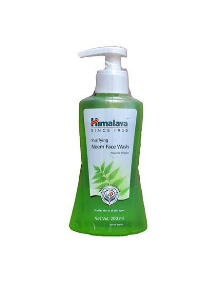 Himalaya Face Wash 200ml - Sherza Allstore