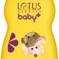 Lotus Herbal Baby+ Baby Massage Oil 200ml - Sherza Allstore