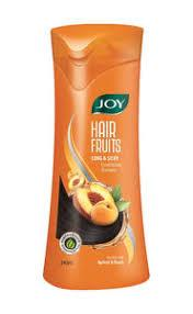 Joy Hair Fruits Long & Silky Conditioning Shampoo (Apricot & Peach) 340ml - Sherza Allstore