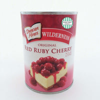 Duncan Hines Pie Filling & Topping Red Ruby Cherry 595g - Sherza Allstore