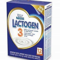 Nestle Lactogen 3 (After 12months) 400g - Sherza Allstore