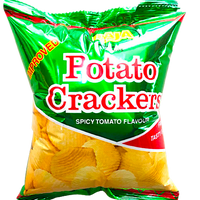 Potato Crackers 25g