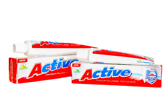 Active Toothpaste 200g