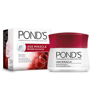 Ponds Age Miracle Wrinkle Corrector Day Cream SPF 18 PA++ 50g