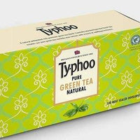 Typhoo Pure Green Tea Natural 25 Bags - Sherza Allstore