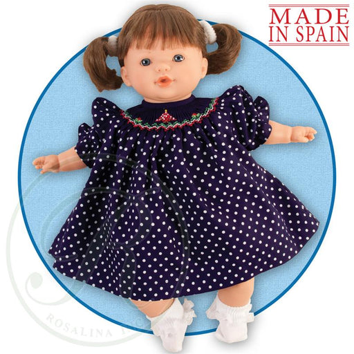 "Rosalina 15"" Sarah Brown Eye Doll"
