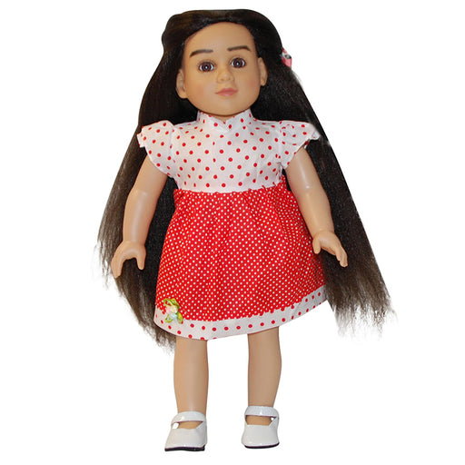 "Isabella 18"" Mon Ami Doll - Limited Edition"