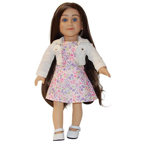"Lily 18"" Mon Ami Doll - Limited Edition"